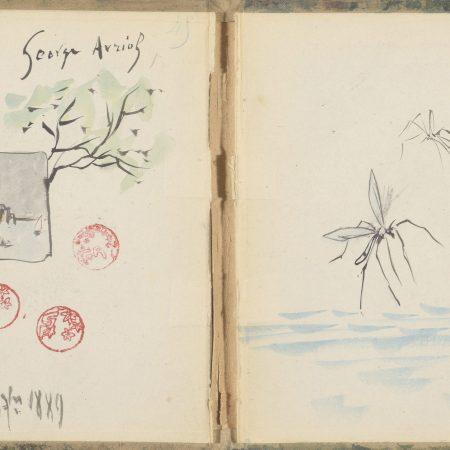 Georges Auriol (1863-1938): Études japonisantes